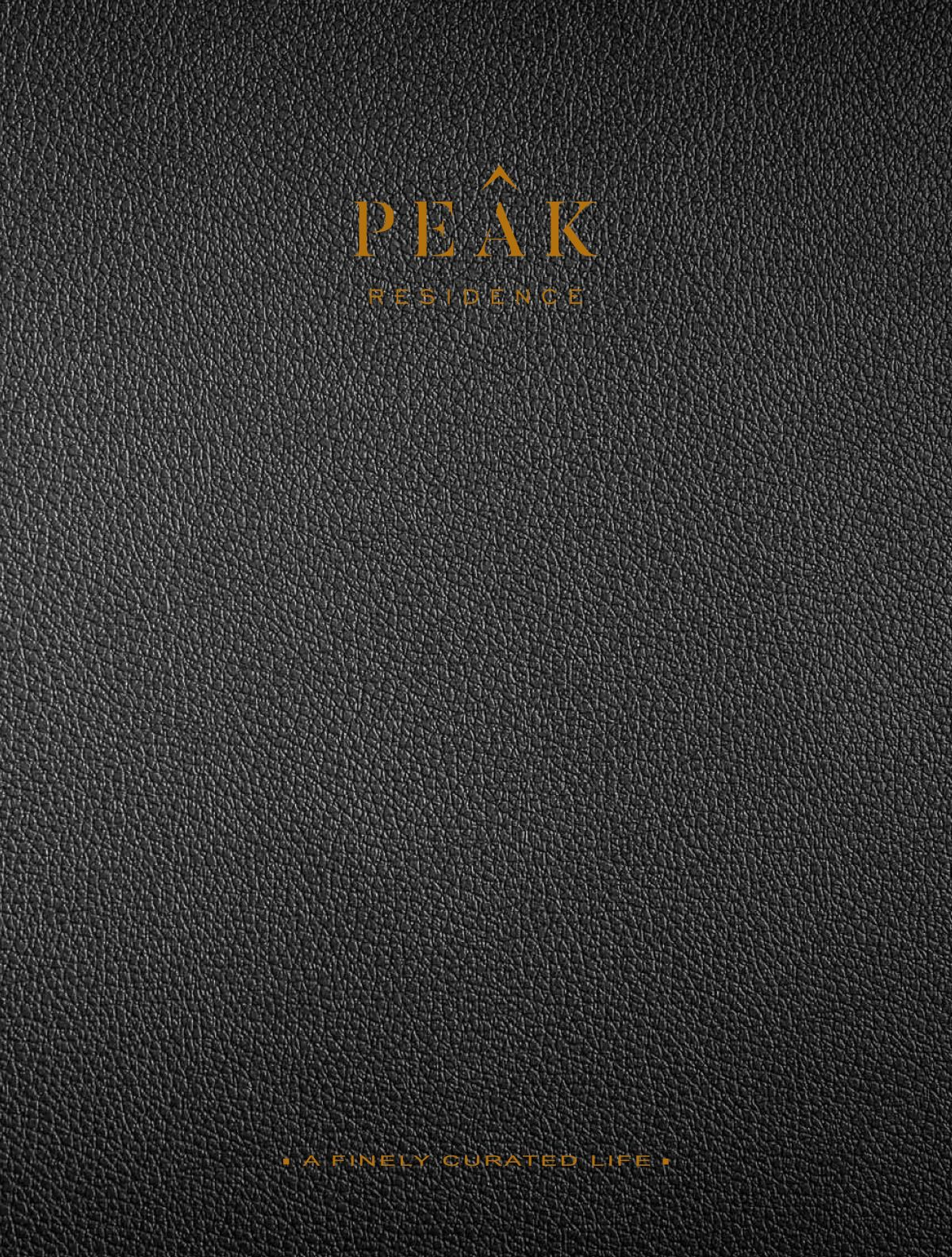 peak-residence-brochure-cover-page-singapore